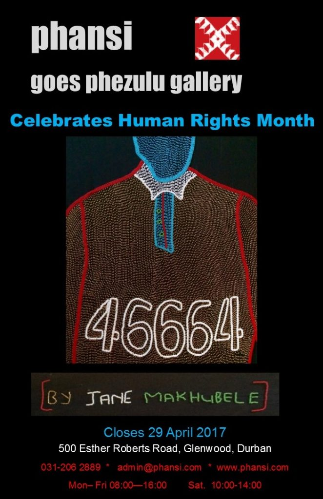 Human Rights Month celebrations