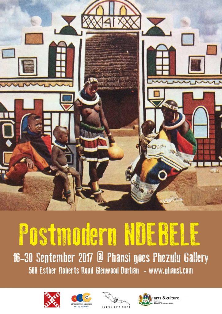 Postmodern Ndebele Poster-page-001
